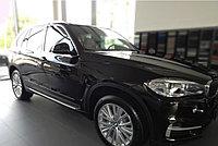 Комплект молдингов на двери BMW X5 (2014-)
