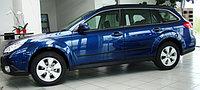 Комплект молдингов на двери Subaru Legacy (2011), - Subaru Outback (2011)