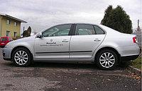Комплект молдингов на двери VW Jetta (2006-2010)
