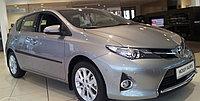 Комплект боковых молдингов Toyota Auris 5D (2013)