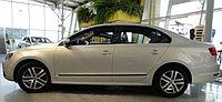 Комплект боковых молдингов VW Passat (2011)