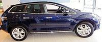 Комплект боковых молдингов Mazda CX-7 (2011)