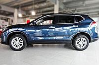 Комплект боковых молдингов Nissan X-Trail (2014)