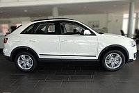 Комплект боковых молдингов Audi Q3 (2011)