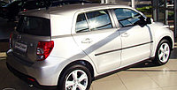 Комплект боковых молдингов Toyota Urban Cruiser (2011-)