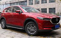 Пороги OEM Mazda CX-5 с 2017-