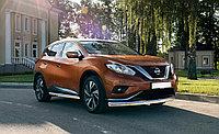 Защита передняя D 60.3 Nissan Murano 2016-