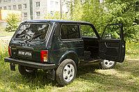Накладки на внутренние пороги передних дверей Lada (ВАЗ) Нива Urban -