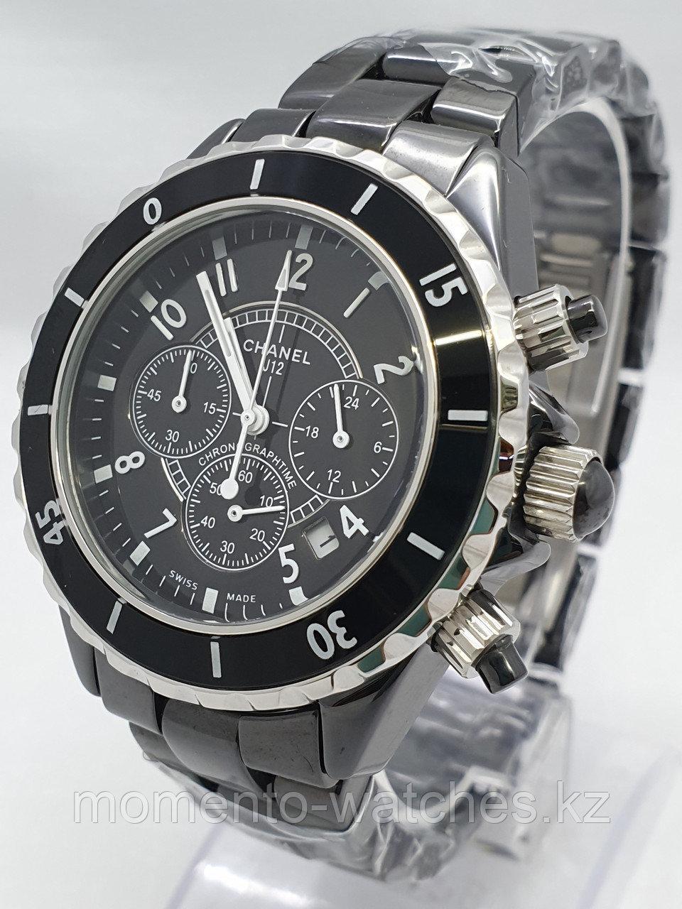 Унисекс часы Chanel Chronograph