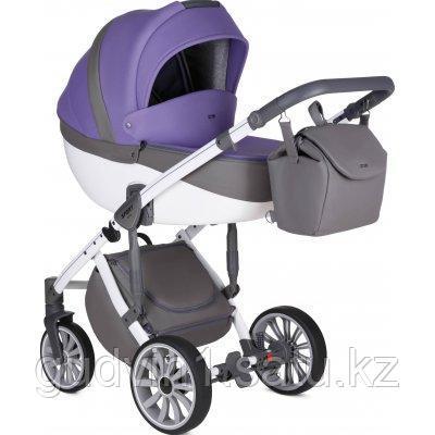 Коляска 2в1 Anex Sport 2.0 Q1 SP21 Ultra Violet