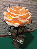 Декоративные цветы.Светильник Роза. Creativ 2232--о
