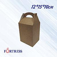 Коробка 12*15*10см крафт