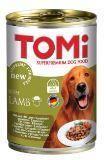 ToMi, 400г,  Ягненок, Консервы для собак