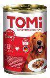 ToMi 400г с говядиной Консервы для собак