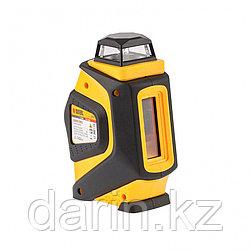 Уровень лазерный LX360, 20 м, ± 0.3 мм/1 м, горизонтальная и вертикальная плоскости, 360 град, 635 нм, резьба