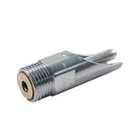 Ниппельная поилка для свиней 60х20 мм (нержавейка)