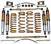 Nissan Patrol амортизатор усиленный с регулировкой жесткости. Для лифта подвески 6 дюймов- TOUGH DOG BMX, фото 2