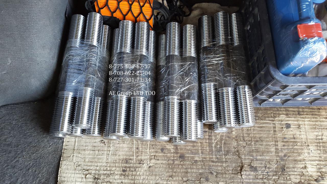Шпильки анкерные, фланцевые, резьбовые сталь 3