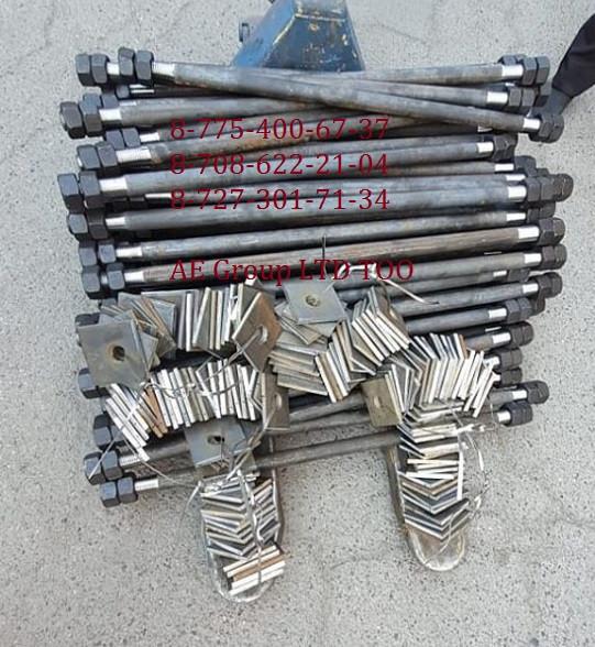 Анкерные фундаментные болты 24379.1-2012 М30*1000