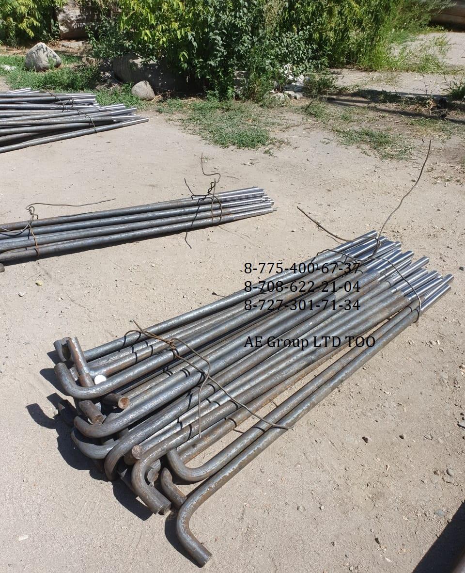 Анкерные фундаментные болты 24379.1-2012 Тип 2.2