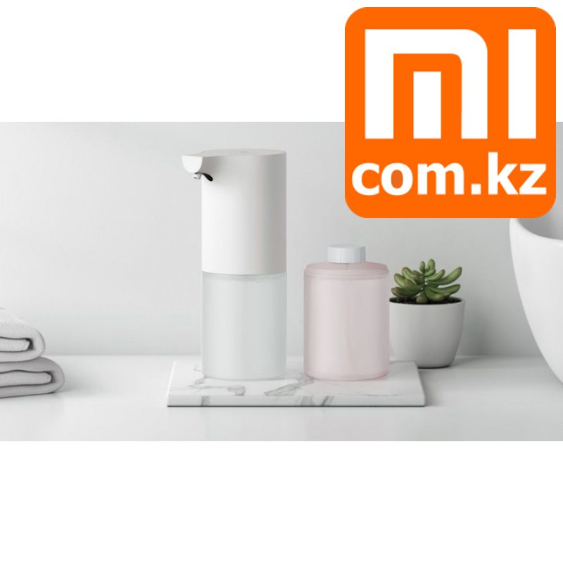 Дозатор для мыла Xiaomi Mi MiJia Auromatic Foam Soap Dispenser. Мыльница.Оригинал.