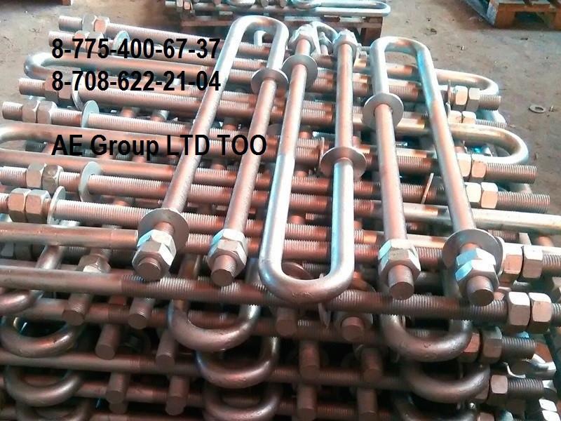 Шпильки для фланцевых соединений ГОСТ 9066-75 и другие