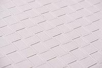 Кожаные панели 2D ЭЛЕГАНТ, Wicker Белый, 1200х2700 мм Казахстан