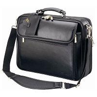 "Сумка для ноутбука Sumdex GLN-112 leather notebook bag 15,2"""