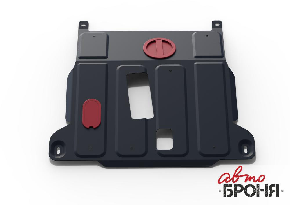 Защита картера + КПП, Chevrolet Cobalt