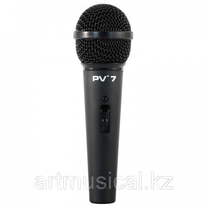 Динамический кардиоидный микрофон Peavey PV 7 XLR-XLR