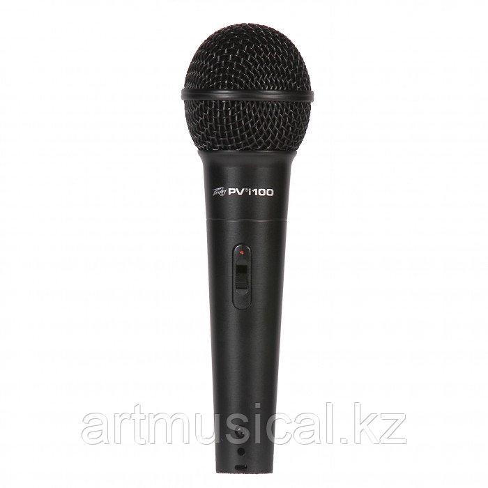 Динамический кардиоидный микрофон для вокала Peavey PVi 100 XLR