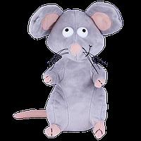 SOFTOY  Мягкая игрушка Мышь, 21 см