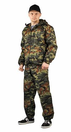 """Туристический летний мужской костюм цвет """"НАТО"""" в Алматы, фото 2"""
