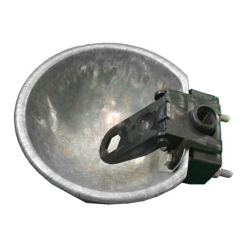 Поилка индивидуальная ПА-1Б штампованная оцинкованная сталь