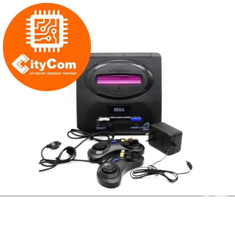Игровая ТВ-приставка SEGA MEGA DRIVE II, 368 встроенных игр Арт.6123