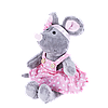 SOFTOY S872/20 Мягкая игрушка Мышка, 36см