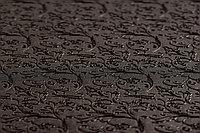 Кожаные панели 2D ЭЛЕГАНТ, Rafaello Шоколад, 1200х2700 мм Казахстан