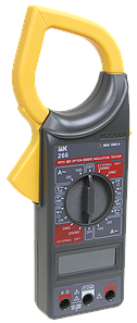 Клещи токоизмерительные EXPERT 266C IEK