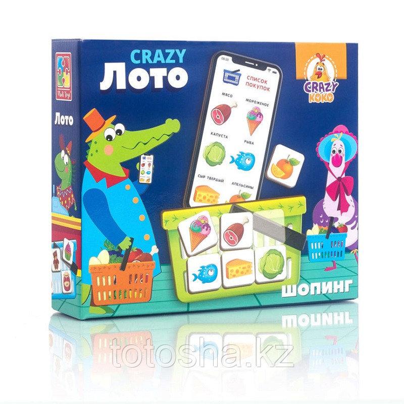 """Игра """"Лото""""Crazy KOKO VT8055-03"""