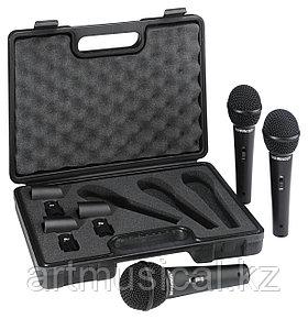 Комплект из 3 микрофонов Behringer XM1800S