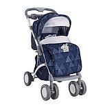 Коляска Bertoni APOLLO + сумка для мамы Темно-синий / Dark Blue Friends 1712, фото 2