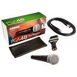 Микрофон Shure PGA48-XLR-E, фото 2