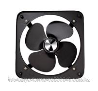 Вытяжной вентилятор 350х350x160мм 100w 1350 об/мин