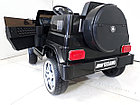 Самый популярный электромобиль на гелевых колесах Гелендваген 4WD! Mercedes G55AMG! Машинка! Электрокар!, фото 4
