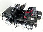 Самый популярный электромобиль на гелевых колесах Гелендваген 4WD! Mercedes G55AMG! Машинка! Электрокар!, фото 6