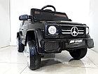 Самый популярный электромобиль на гелевых колесах Гелендваген 4WD! Mercedes G55AMG! Машинка! Электрокар!, фото 8