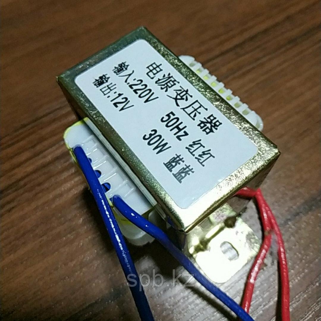 Трансформатор понижающий 220В-12В-30Вт