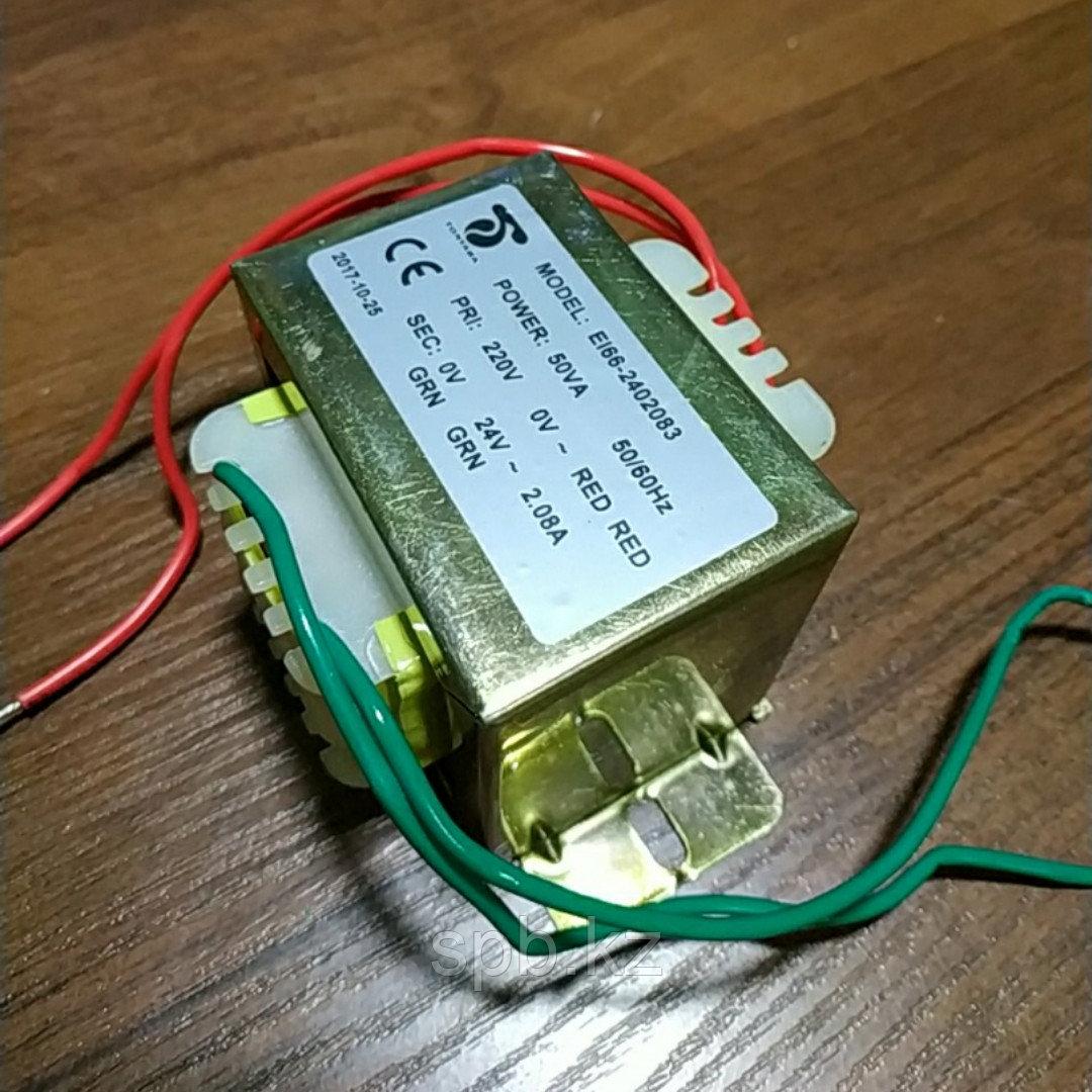 Трансформатор понижающий 220В-24В-50Вт