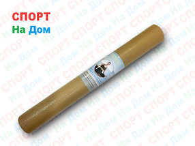 Коврик для фитнеса коричневый (габариты: 170х60х0,3 см)