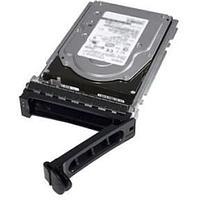 HDD Dell/1.2TB 10K RPM SAS 12Gbps 512n 2.5in Hot-plug Hard Drive, 3.5in HYB CARR, CK (400-ATJM)